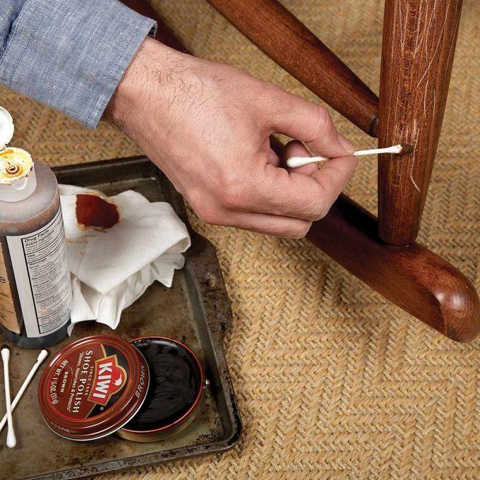 fix furniture scratches