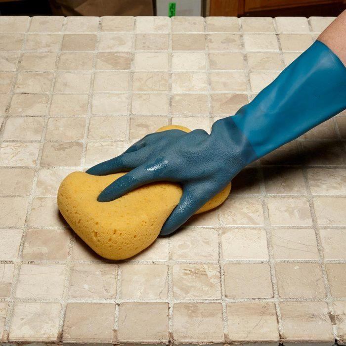 Clean Tile Grout