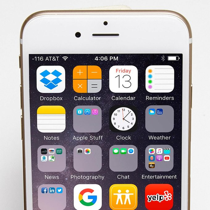 Cell Phone Screen Protector