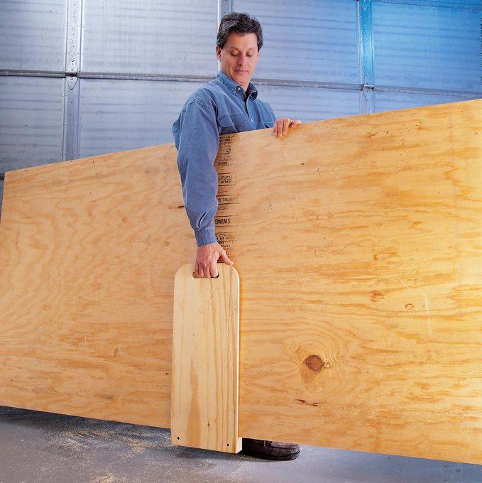 plywood transport