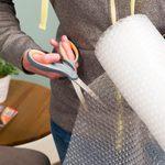Bubble Wrap® Hanger Hack