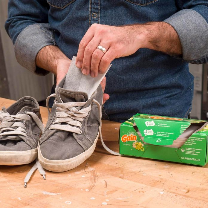 HH Smelly Shoe Dryer sheet