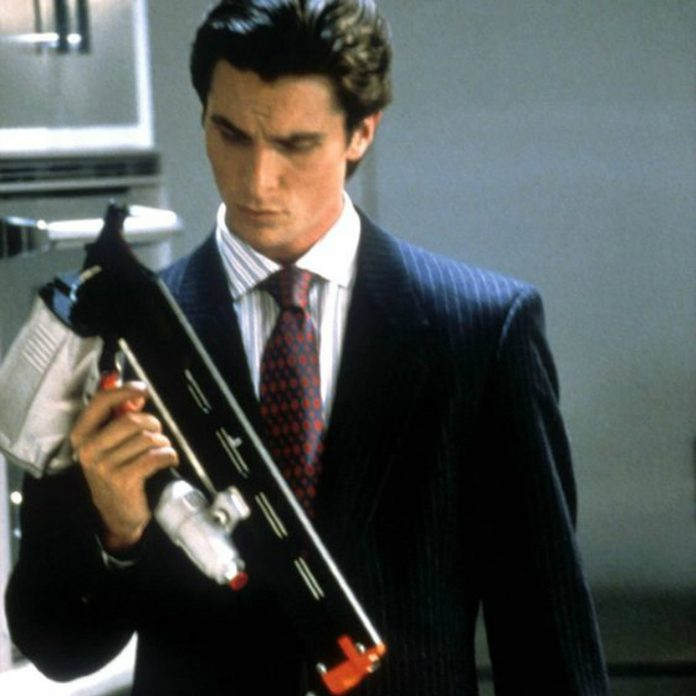 big-bale movie mistakes american psycho nail gun