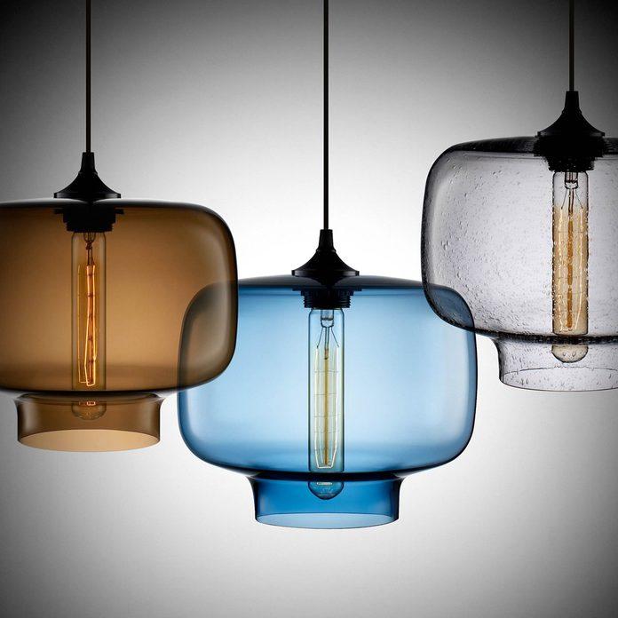 glass globe lights
