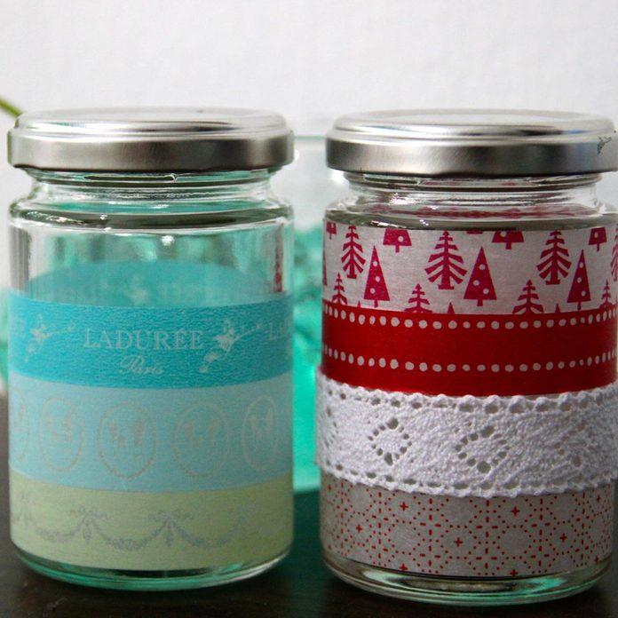 Glass Jars storage