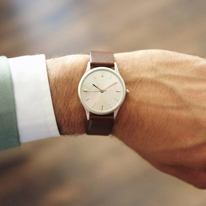Clean Watch Scratches