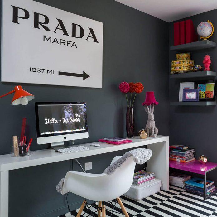 teen-bedroom-work-area-prada-fashion
