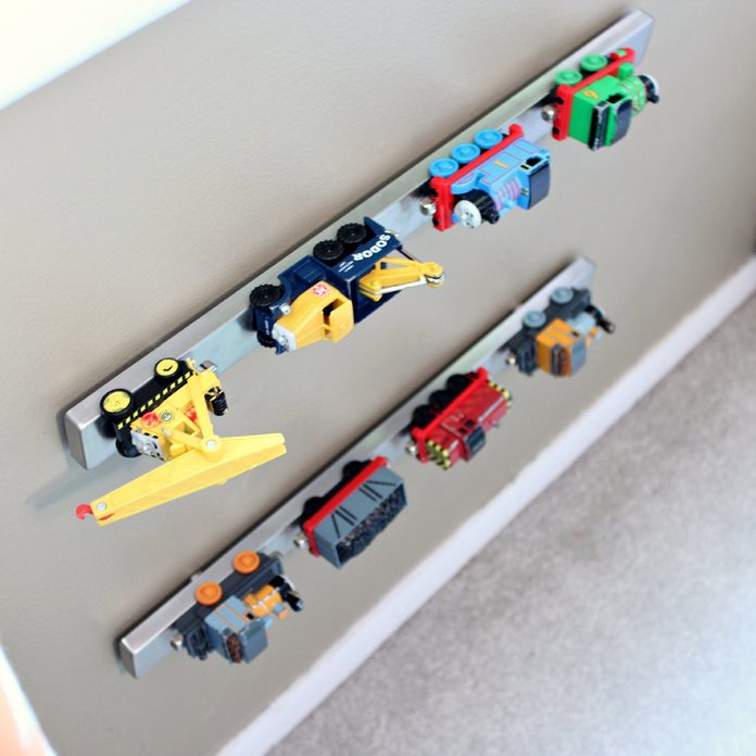 toys-cars-organized-with-magnetic strips