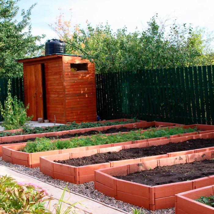 raised garden beds best soil for vegetable garden