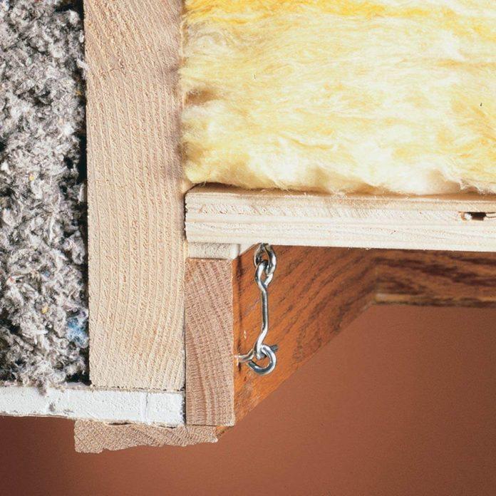 seal attic air leaks
