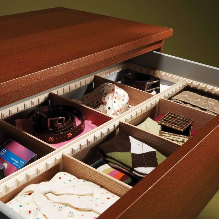 drawer liners and separators
