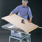 Table Saw Worktable