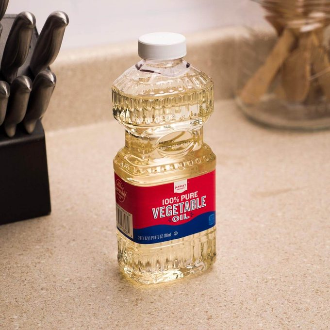 HH Vegetable oil sticker residue How to Get Sticker Residue Off With Vegetable Oil Hack