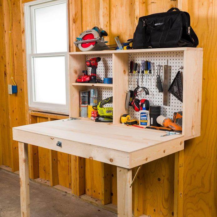Fold Up Workbench Lead
