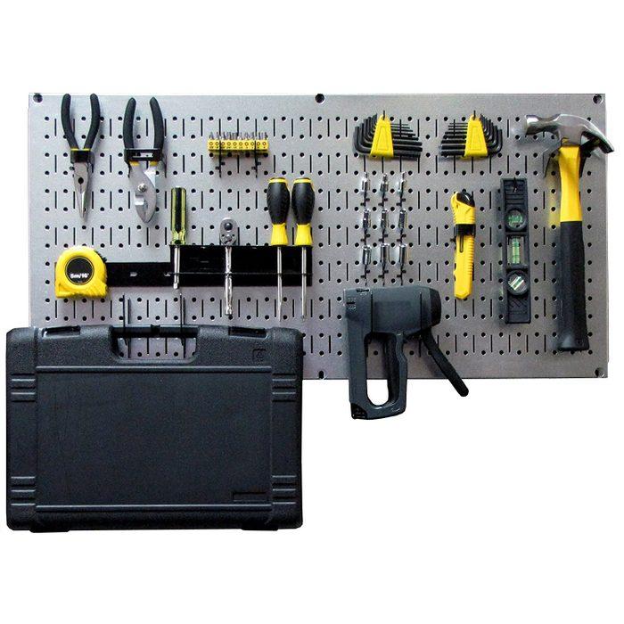 Wall Control Modular Pegboard Tool Organizer System