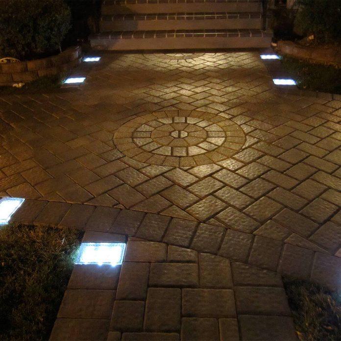 LED Paver lights