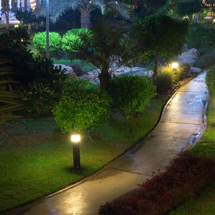 Path outdoor lights