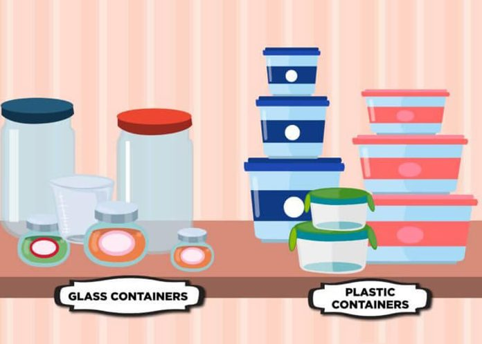 pantry organization containers tupperware
