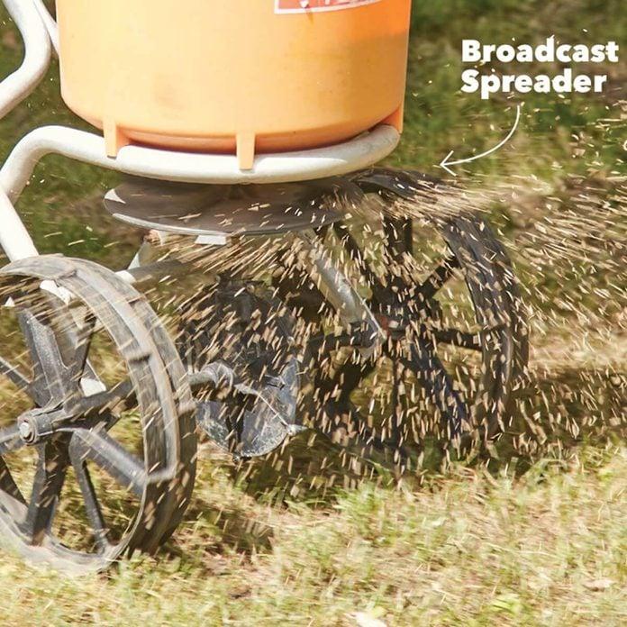 broadcast spreader