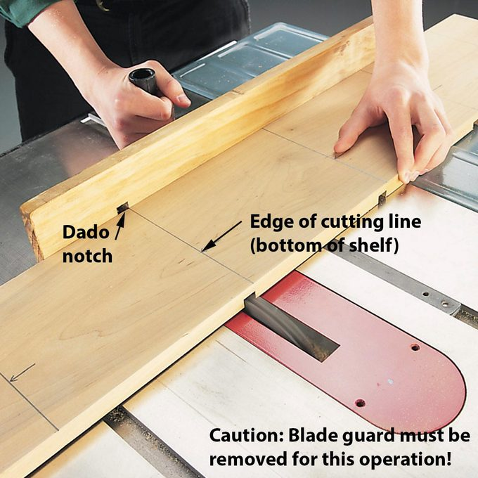 quick and accurate dado cuts