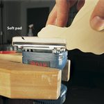 Soft-Touch Curve Sanding