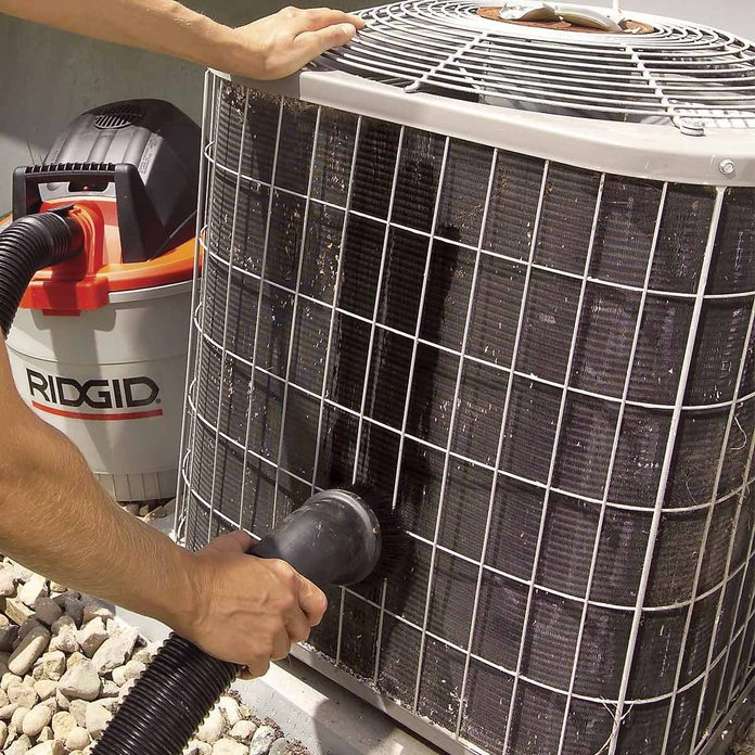 vacuum air conditioner
