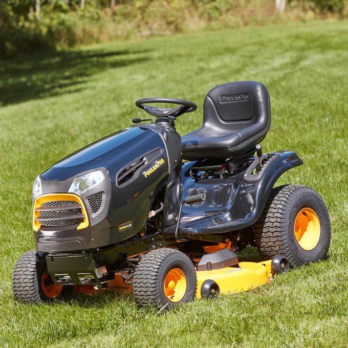 Poulan pro lawn tractor