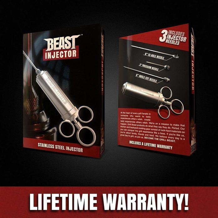 Meat Injector Kit