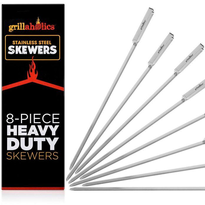 Stainless Steel Skewers