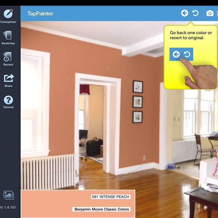 TapPainter app handy man app do it yourself apps