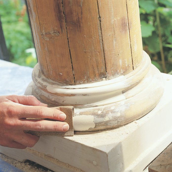 use epoxy on wood for repairs best exterior wood filler