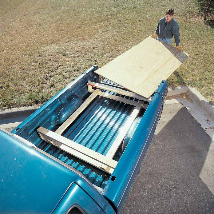 Pickup Truck Tip