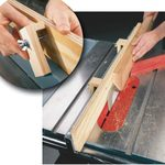 Quick Table Saw Fence