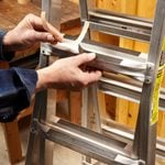 How to Make a Nonslip Ladder
