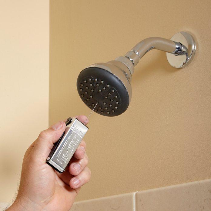 clean showerhead