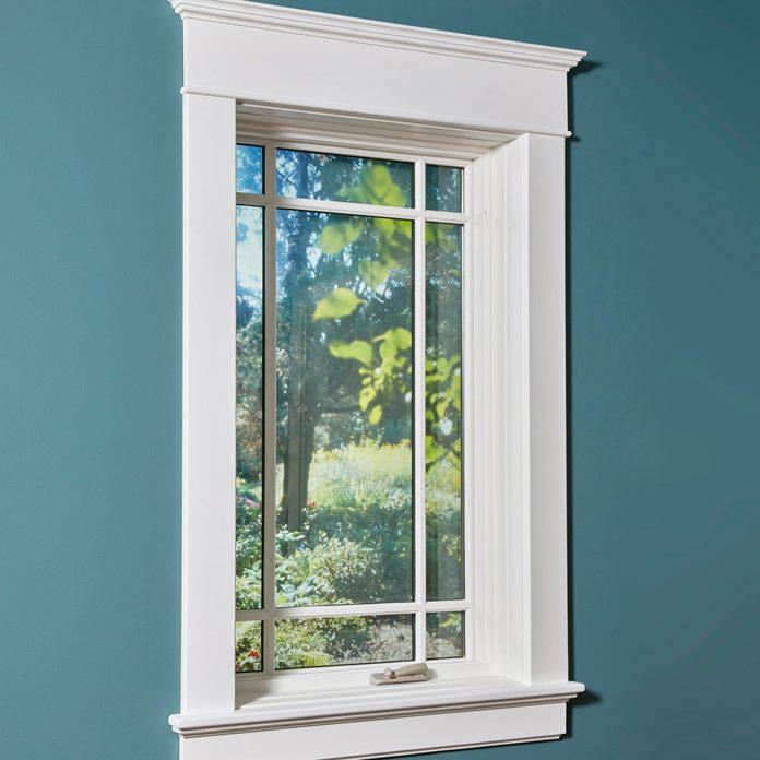 classic window trim trimming