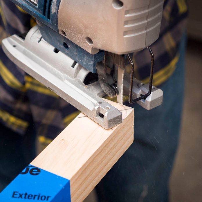 Folding Stool jigsaw
