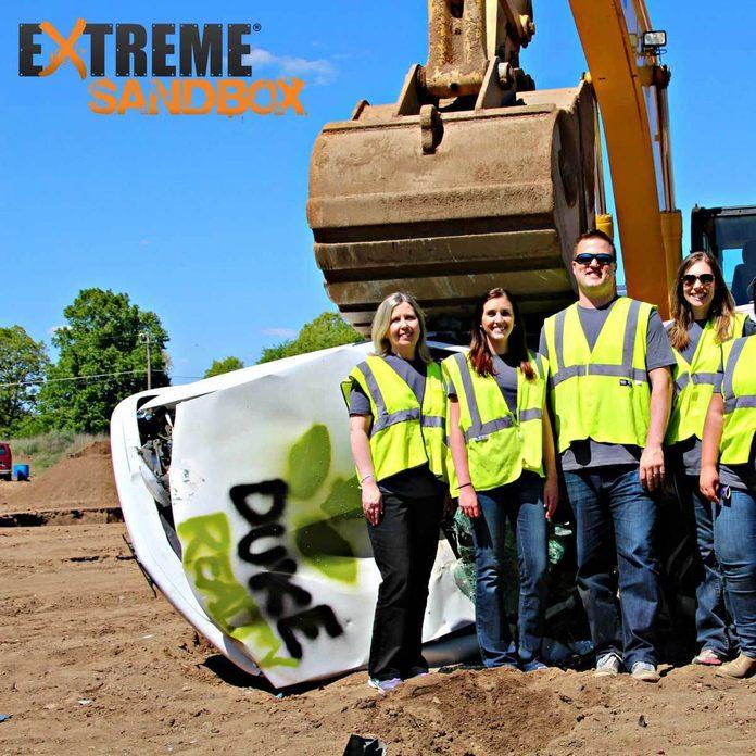 demolition derby extreme sandbox