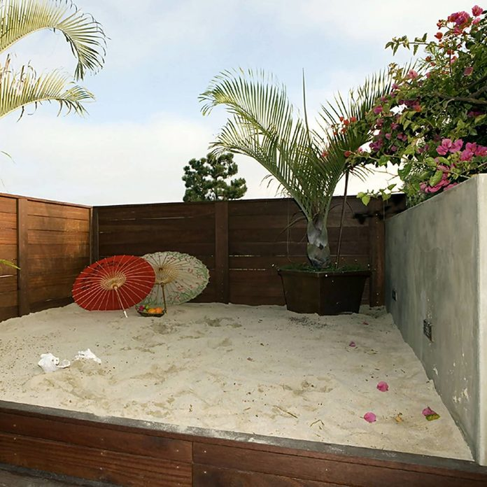 rooftop sandbox