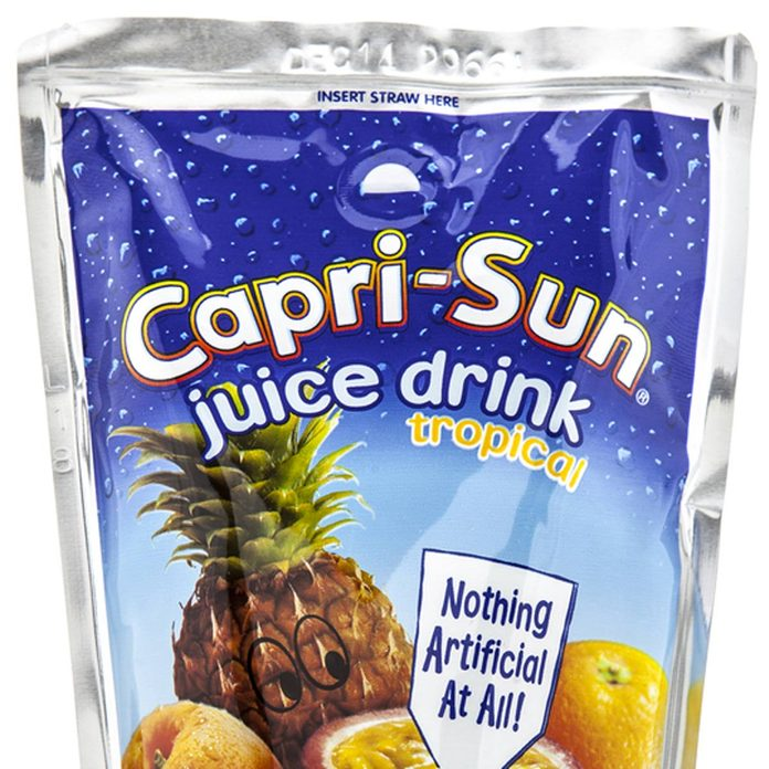 juice pouch capri sun