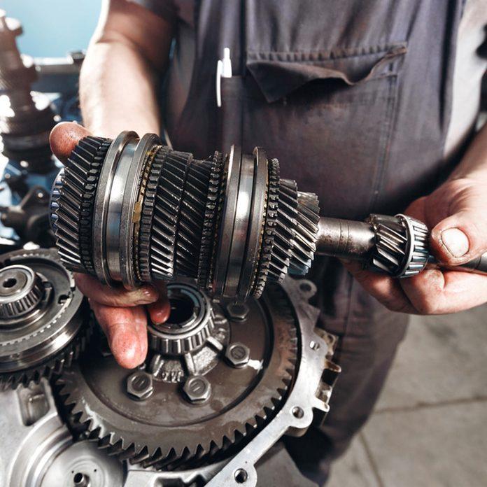 transmission car dealership