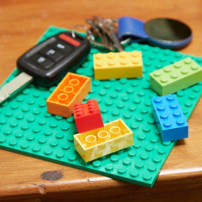 HH lego keychains