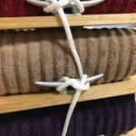 How to Make Boat Cleat Towel Storage Shelves