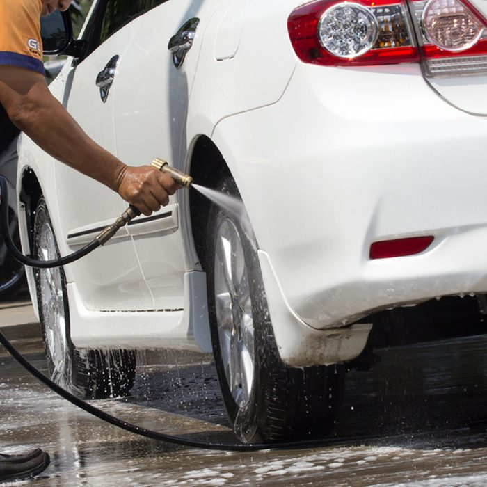 car wash car detailer
