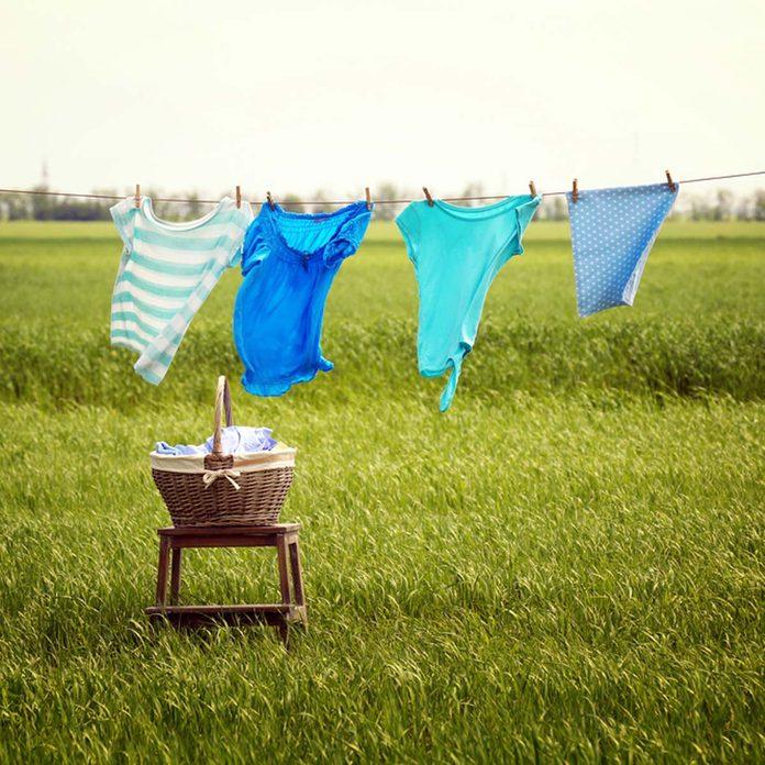 clothes line