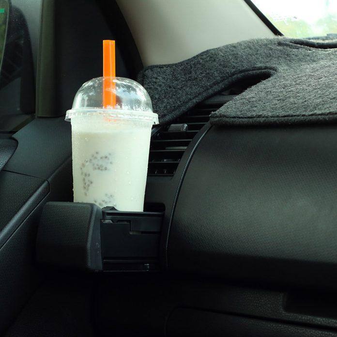 car drink