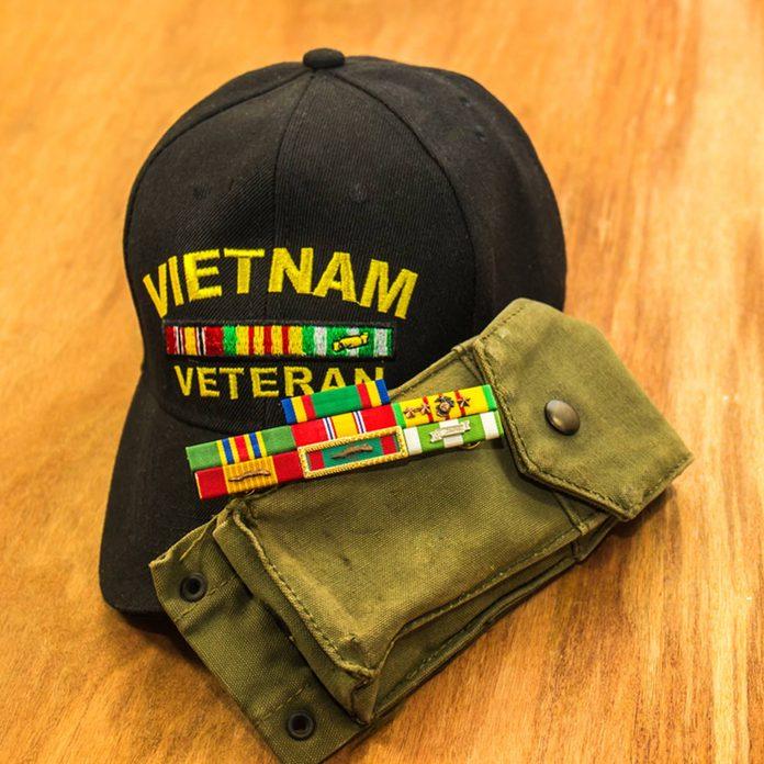 Vietnam Veterans Donation Pick Up