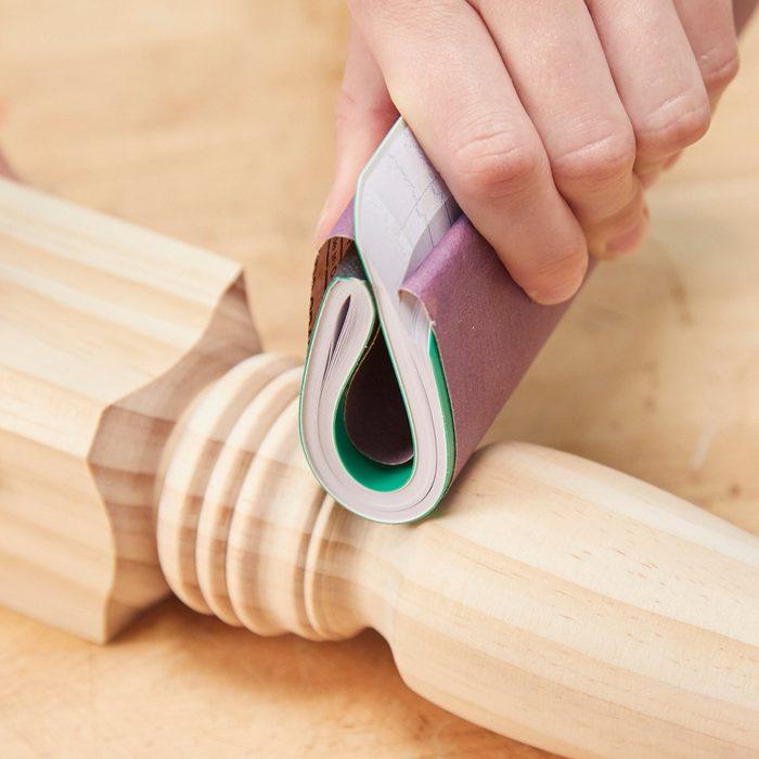 DIY Flexible Sanding Block