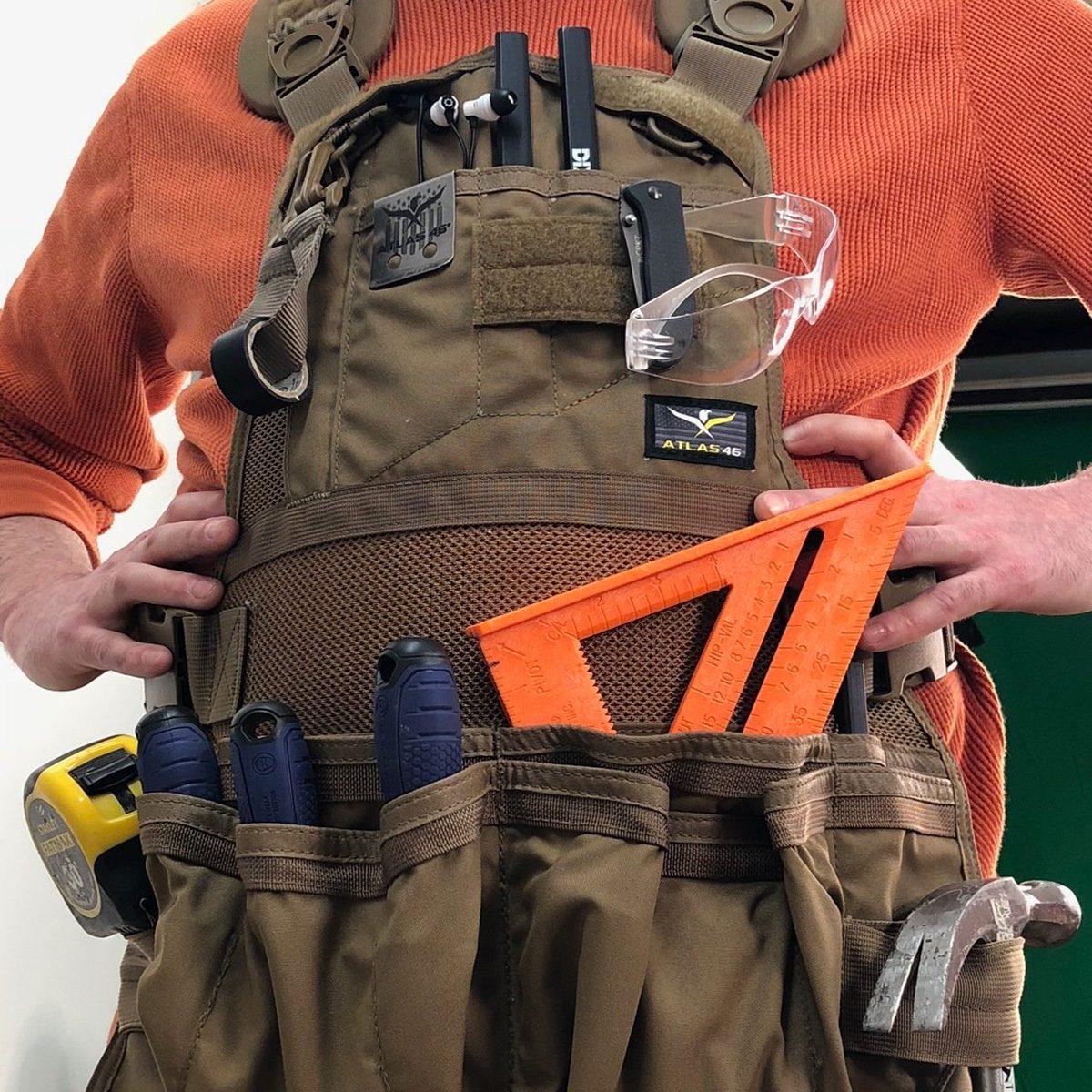 Atlas Work Vest