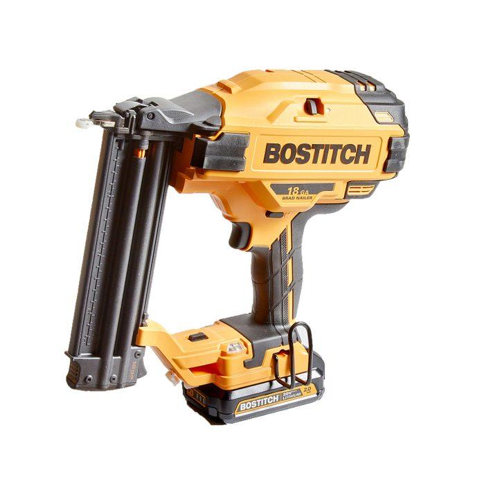 Bostitch Brad Nailer   Construction Pro Tips